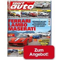 Div. Probe-Abos - Sport & Auto