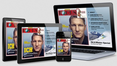13 Focus Ausgaben Gratis (Digital)