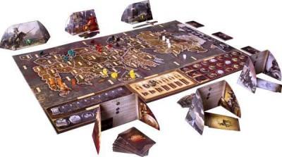 Der Eiserne Thron Brettspiel