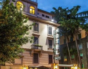 rom hotel