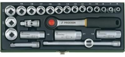 Proxxon Steckschlüsselsatz 24-tlg. (23110)