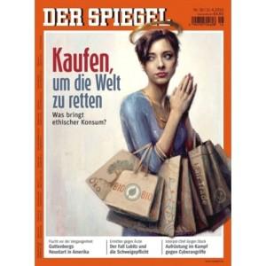 """7 Ausgaben """"Spiegel"""" für 11€"""