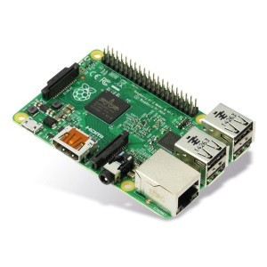 Raspberry Pi 2 Model B Quadcore CPU 1GB RAM