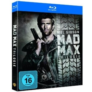 Mad Max Trilogie [Blu-ray]