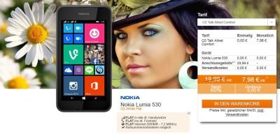 Tipp: O2 Allnet-Flat + Lumia 530