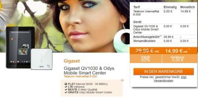[TOP] D1 Internet-Flat 6GB (LTE)