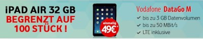 D2 3GB mit LTE + Ipad Air 32GB