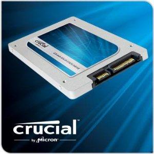 Crucial BX100 SSD, 500 GB