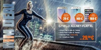 Otelo-Allnet-Flat-XL-mit-15GB-Surfvolumen-und-mit-Samsung-Galaxy-S6-32-GB-für-2999-euro-im-Monat