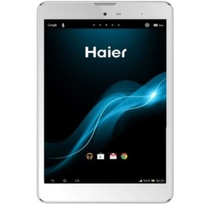 Haier HaierPad Mini Pad D85 Tablet 3G 8 GB Android 4.2 weiß