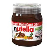 nutella bahncard