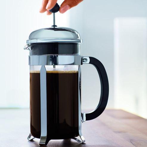 bodum chambord kaffeebereiter mytopdeals. Black Bedroom Furniture Sets. Home Design Ideas