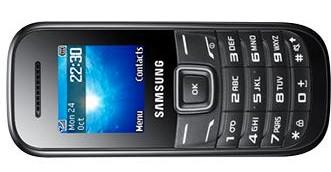 Samsung E1200 x