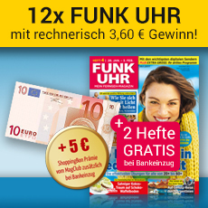"""14x """"Funk Uhr"""" (mit Gewinn)"""