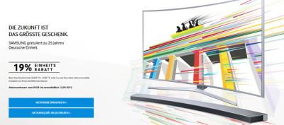 Samsung-Reunion-Promo-19-prozent-Rabatt-auf-ausgewählte-Samsung-TVs-und-Soundbars