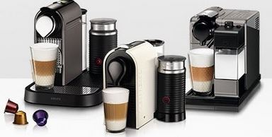 nespresso maschine 200 kapseln mytopdeals. Black Bedroom Furniture Sets. Home Design Ideas