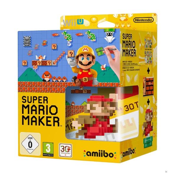 Super-Mario-Maker-inkl.-amiibo-Figur---Nintendo-Wii-U