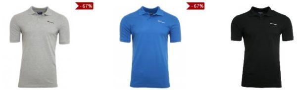 Outlet 46 Champion Poloshirts 9 99 Euro