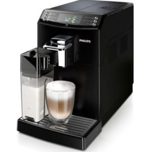 philips hd8847 kaffeevollautomat mit milchbeh lter. Black Bedroom Furniture Sets. Home Design Ideas