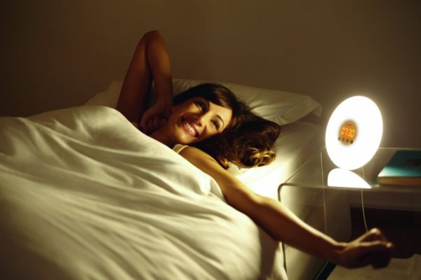 Philips-Wake-Up-Light-Alarm-Clock-HF3500