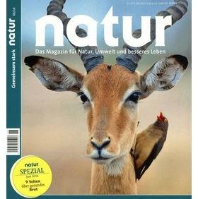 "[TOP] Gratis: Jahresabo ""Natur"""