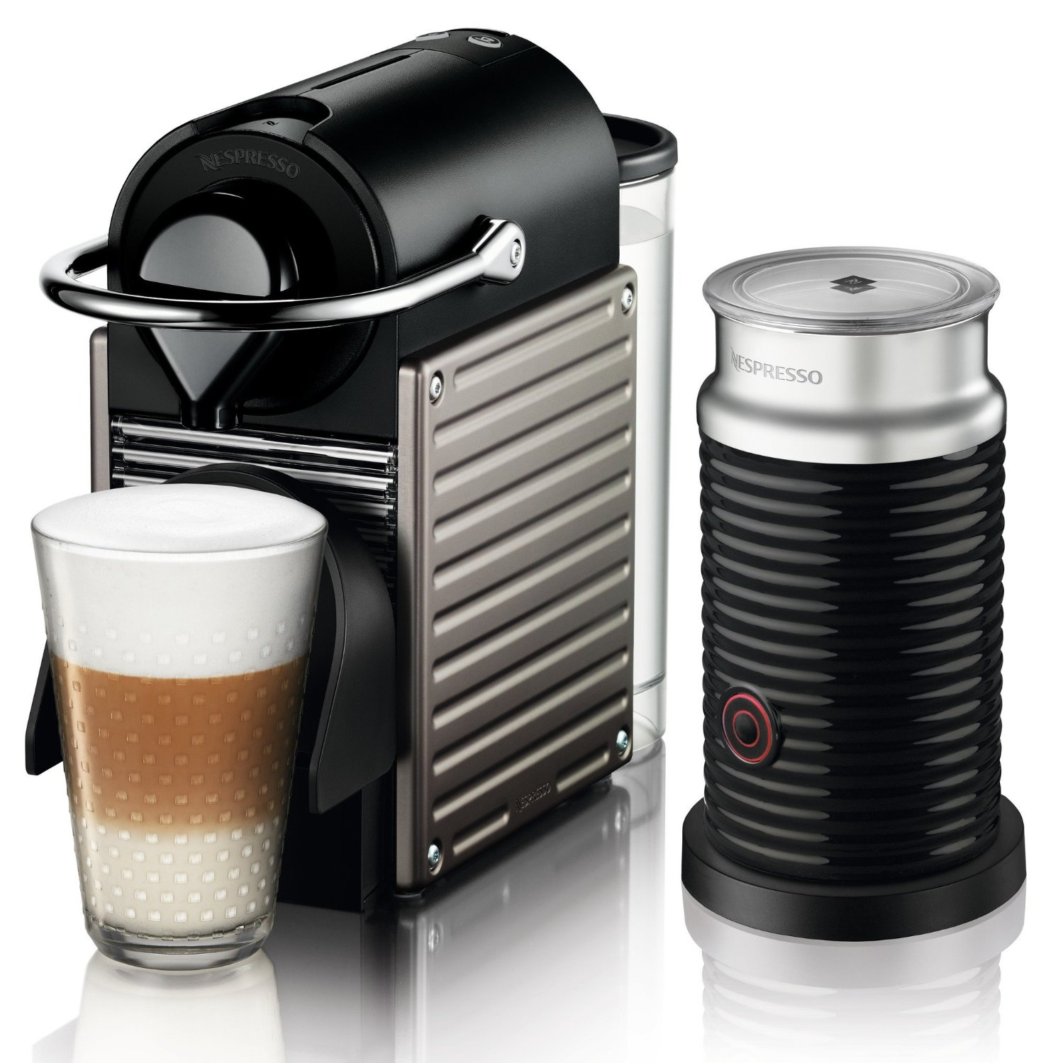 versch kaffee maschinen z b krups nespresso pixie 100 kapseln mytopdeals. Black Bedroom Furniture Sets. Home Design Ideas