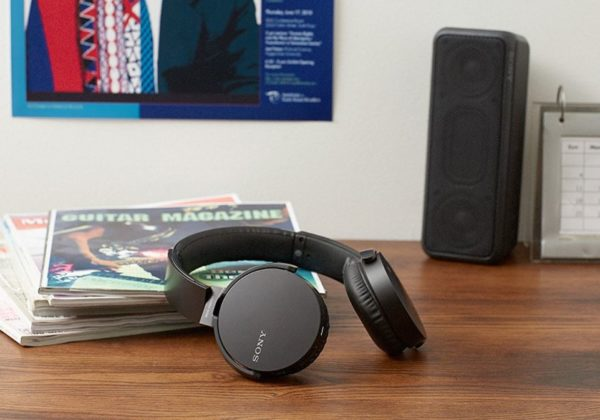Sony MDR XB650BT kabelloser Extra Bass Kopfhoerer