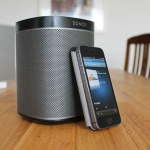 sonos play 1 wifi multiroom lautsprecher als refurbished ware mytopdeals. Black Bedroom Furniture Sets. Home Design Ideas