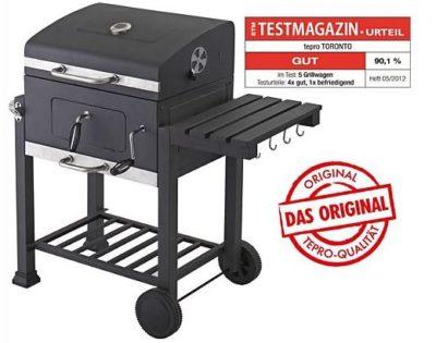 Tepro Toronto Holzkohlegrill Idealo : Gartenxxl: 10% rabatt auf grills mytopdeals