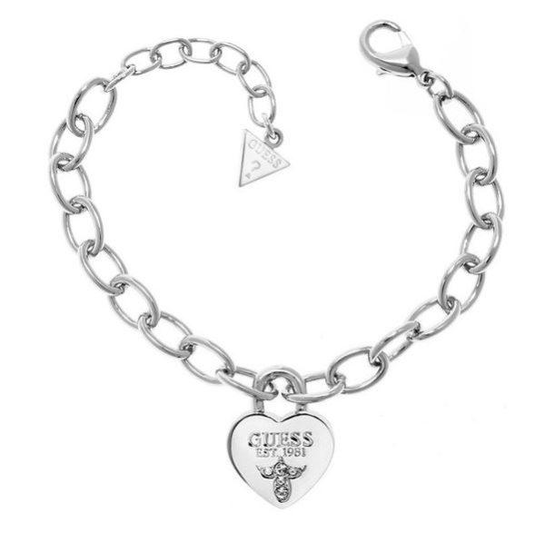 2016-06-24 15_53_35-Guess Damen-Armband Messing Glas weiß 19.0 cm - UBB21567-S_ Amazon.de_ Schmuck