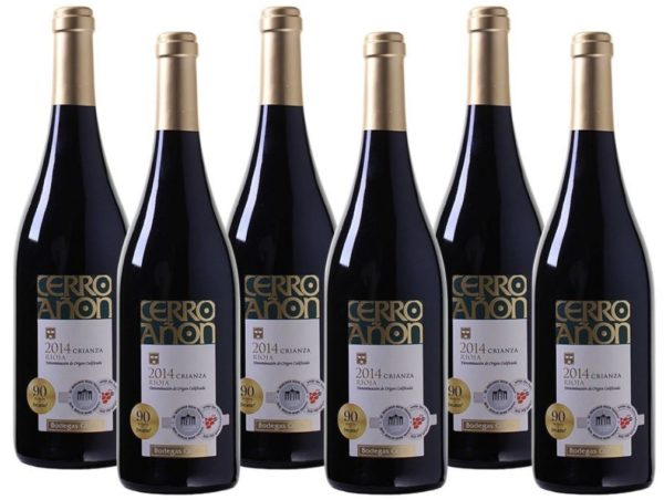 2017 11 30 12 40 09 6er Paket Cerro Anon Crianza Rioja DOCa