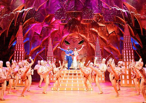 Aladdin-Musical-Szenenmotiv