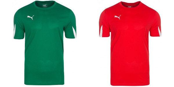 PUMA Team Shirt Herren Sport Shirt