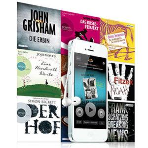 [Knaller] Eff gratis: 3x Hörbücher dank 15€ Amazon-Gutschein