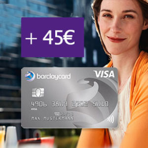 [TOP] New VISA + 45€ Prämie