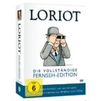 Loriot---Die-vollständige-Fernseh-Edition---(DVD)