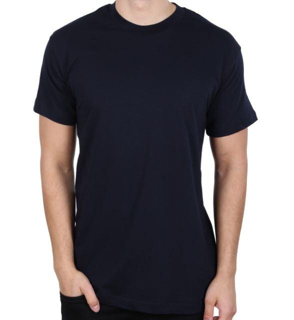2016-08-30 10_30_13-Hoodboyz Basic Plain T-shirt Dunkelblau 120317 bei Hoodboyz