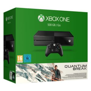 MICROSOFT-Xbox-One-500GB-Quantum-Break-Konsolen-Bundle