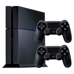 SONY-PlayStation-4-Ultimate-Player-Edition-CUH-1216B-mit-1-TB-inkl.-2-Controller