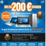 Tipp: Bis zu 200€ Rabatt auf HP