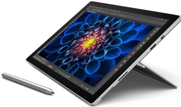 Microsoft Surface Pro 4 Tablet PC x