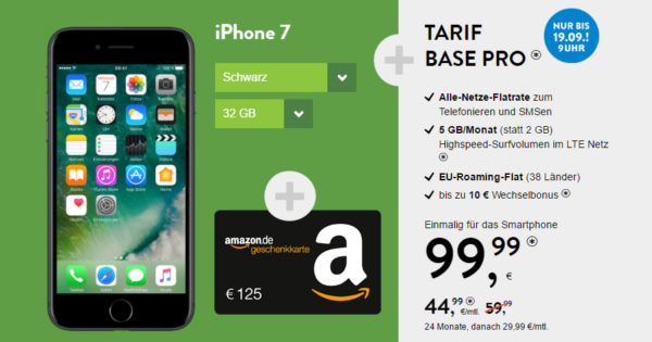 base-pro-iphone-7-amazon-gutschein