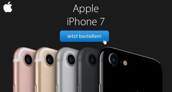 bestpreise telekom magenta mobil s m apple iphone 7. Black Bedroom Furniture Sets. Home Design Ideas