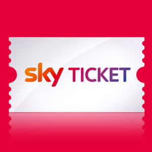 Sky Entertainment Ticket für 1€