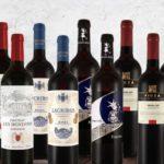 22% Rabatt auf Wein bei Ebrosia