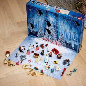 LEGO 75981 Harry Potter Adventskalender 2020 Weihnachten Mini Bauset Hogwarts Weihnachtsball Szene