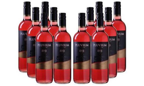 Pluvium Premium Selection Vino Rosado 1