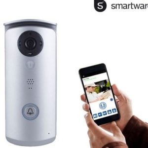 smartwares-vd40w-gegensprechanlage