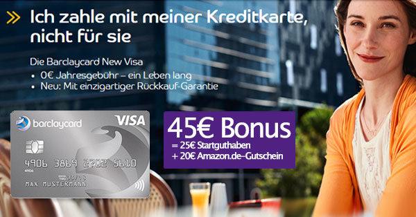 barclaycard-45-euro-praemie