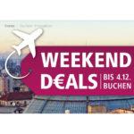 Eurowings Flüge ab 10€